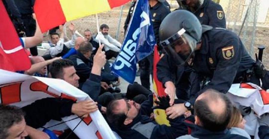 Acaip-USO exige la dimisión del Ministro del Interior por los graves incidentes acaecidos en el Centro Penitenciario de Morón