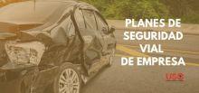 Accidentes de tráfico en el trabajo y los planes de seguridad vial