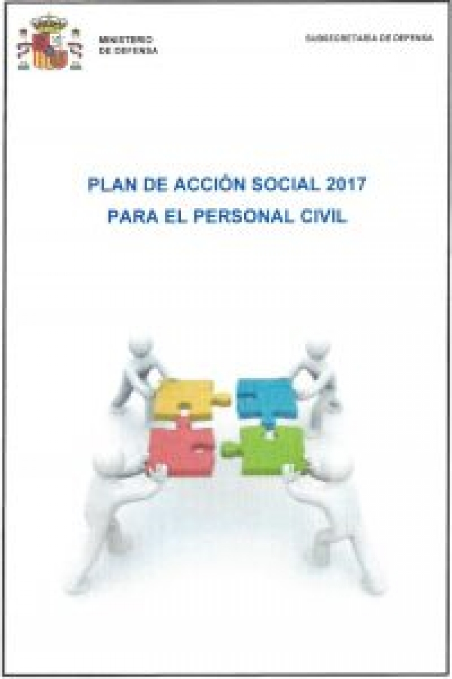Ministerio de Defensa- Plan de Acción Social 2018