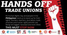 Solidaridad con los defensores de los derechos humanos en Filipinas - #StopTheAttacks