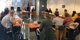 La organización del trabajo, temática del nuevo curso de la 4ª promoción del FDF