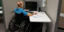 La cifra de personas en edad laboral con discapacidad ha aumentado