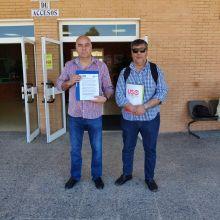 USO-Andalucía denuncia que el Centro Penitenciario de Huelva impide la entrada a dos delegados, atentando contra la libertad sindical