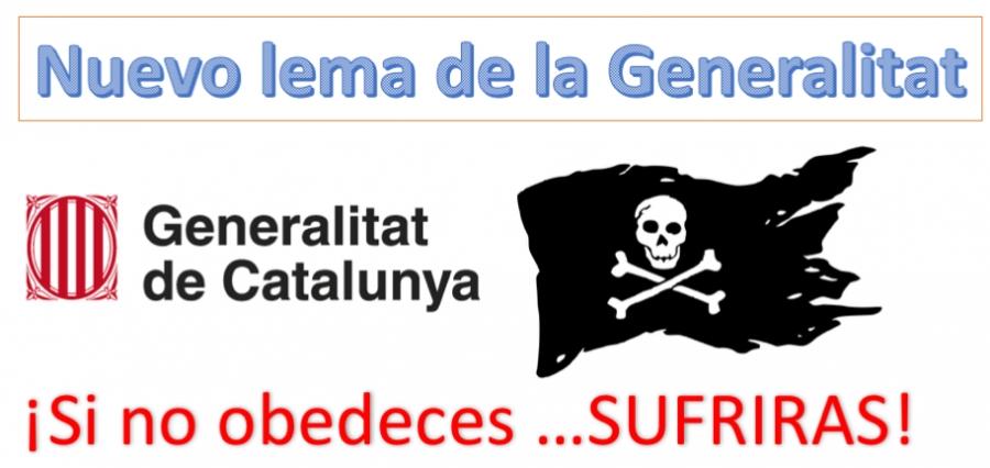 FEP-USO no acepta, ni admite, las presiones y amenazas a los empleados públicos catalanes.