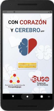 """""""Con corazón y cerebro"""", una aplicación para el móvil que te ayuda a gestionar tus emociones"""