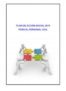 Ministerio de Defensa- Plan de Acción Social 2019