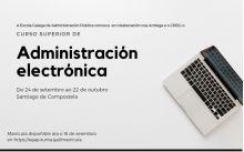 EGAP: Curso superior de Administración Electrónica