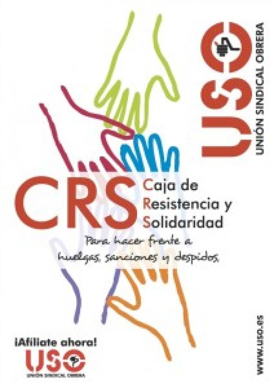 La CRS estrena imagen. Una historia de lucha y solidaridad desde 1986
