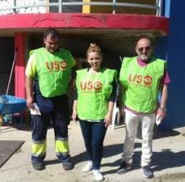Exito electoral en la empresa pública ALGESA de Algeciras