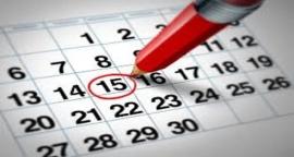 Calendario de días inhábiles en el ámbito de la Administración General del Estado para el año 2019