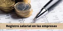 USO Informa: Desde el 14 de abril es obligatorio el registro salarial