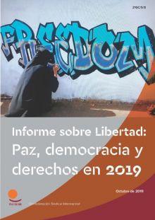 Informe sobre Libertad: Paz, democracia y derechos