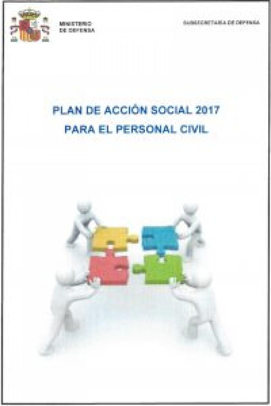 Ministerio de Defensa: Acción Social 2017