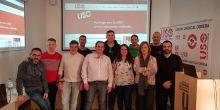 Delegados de USO-Extremadura se forman en comunicación, redes sociales y campañas en Badajoz