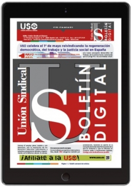 Boletin Unión Sindical Digital nº 496