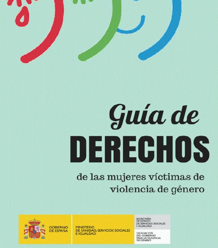 Guía de derechos de las mujeres víctimas de violencia de género