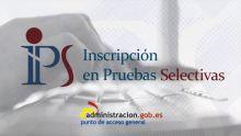 AGE: Inscripción a procesos selectivos en la plataforma IPS