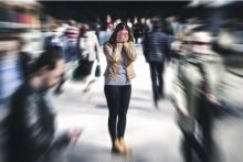 Crisis de ansiedad como accidente laboral