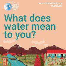 ISP: ¿Qué significa el agua para ti?