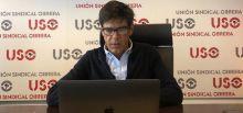 USO pide voluntad política para garantizar las pensiones, con gasto inferior al europeo