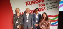 Derecho de información y consulta de los trabajadores de los servicios públicos de las Administraciones centrales de los Estados miembros de la UE.