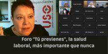 Foro de Prevención de USO-Asturias «Tú previenes»