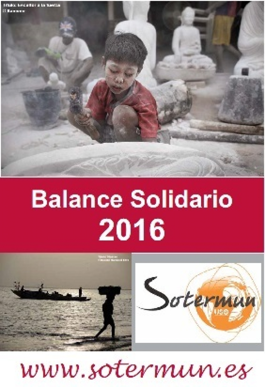 SOTERMUN: Balance Solidario 2016