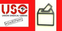 USO y el resto de sindicatos informan al Ministerio de la paralización de procesos electorales