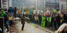 USO respalda a los movimientos juveniles contra el Cambio Climático