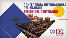 Centro de prensa de la 108a Conferencia Internacional de Trabajo