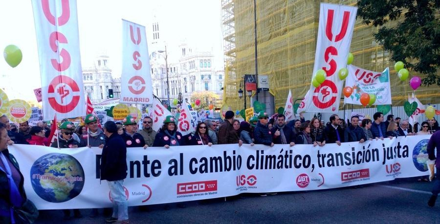 Alianza por el Clima pide el inmediato comienzo del proceso de ratificación del Acuerdo de París en España