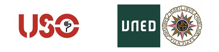 Acuerdo de colaboración de USO con la UNED