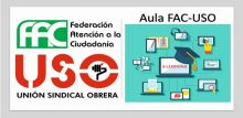 Nuevos cursos de FAC-USO para la Administración Local