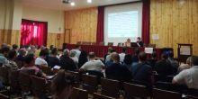 USO celebra una asamblea formativa sobre huelga, libertad sindical y CRS en Tenerife