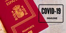 Pasaporte de inmunidad, cartilla COVID, ¿son legales?