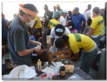 SOTERMUN contribuye a la lucha contra la COVID-19 en Haití