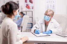Contingencia profesional y relación entre patología y desarrollado del trabajo: contacto con pacientes infectados por coronavirus
