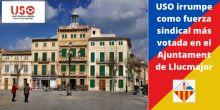 Somos el sindicato más votado en el Ajuntament de Llucmajor