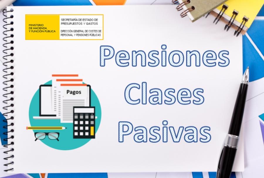 FEP-USO: Información sobre jubilación y pensiones del personal funcionario perteneciente a Clases Pasivas.