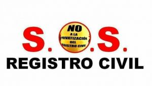 SPJ-USO: Concentraciones SOS Registro Civil