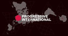 Rosa Pavanelli para Internacional Progresista: Nos organizamos como nunca antes